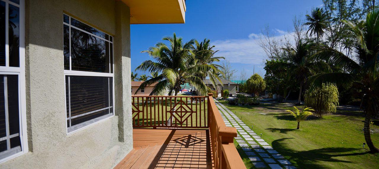 Andros Swains Cay Balcony