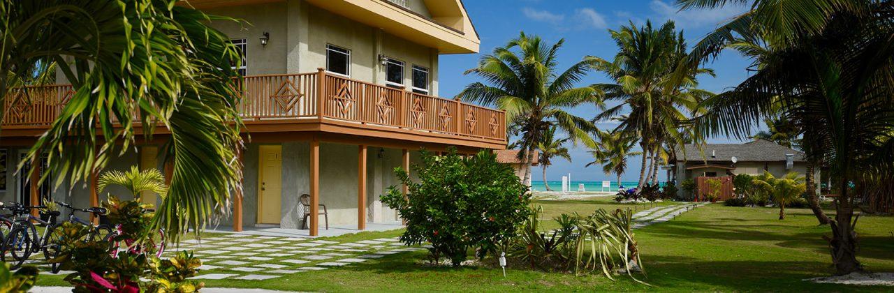 Swains Cay Lodge Garden