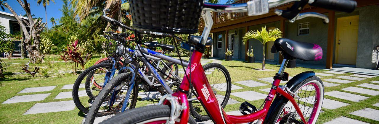 Swains Cay Lodge Cycle
