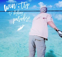 Win a trip to Swain's Cay Lodge!
